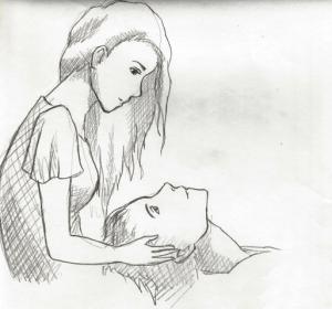 """Comfort,"" by Sabrina Silverio"