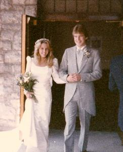 Kimberly and Roland Moore
