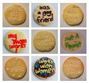 gloria feminist-cookies