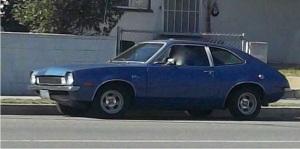 Blue Pinto