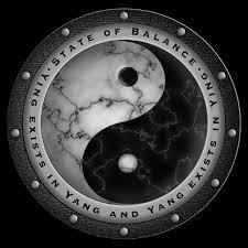 gloria yin yang