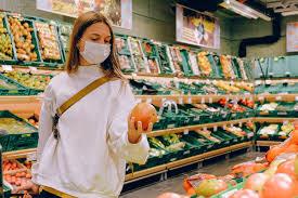 supermarket mask